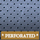 4 Perforated Background - GraphicRiver Item for Sale
