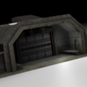 Bunker With Tunnel - 3DOcean Item for Sale