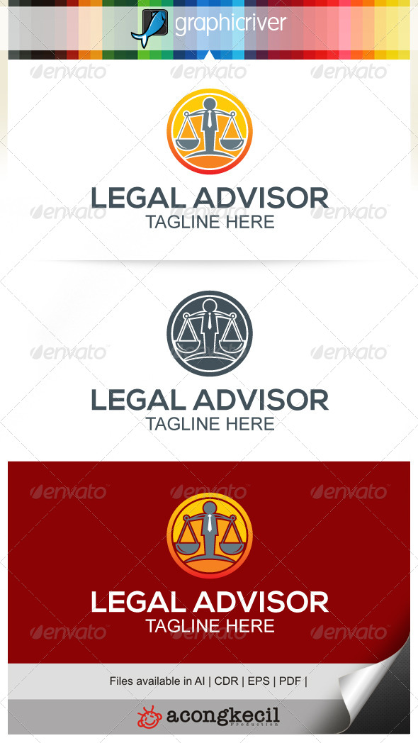 GraphicRiver Legal Advisor 7688298