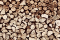 Pile of wood logs background, pattern. Vintage tone - PhotoDune Item for Sale