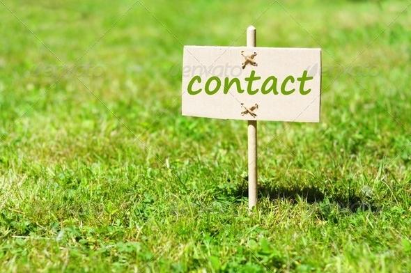 PhotoDune contact 790205