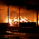 Straw Barn Fire - PhotoDune Item for Sale