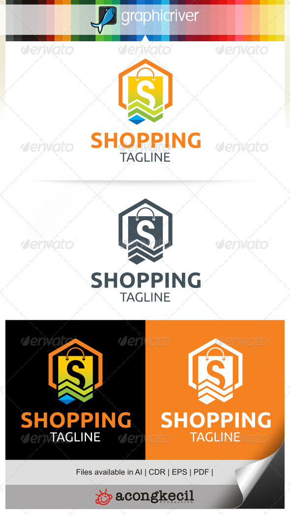 GraphicRiver Shopping 7698966