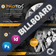 Photography Billboard Templates - GraphicRiver Item for Sale