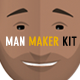 Man Maker Kit - GraphicRiver Item for Sale