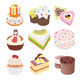 Cakes Set - GraphicRiver Item for Sale