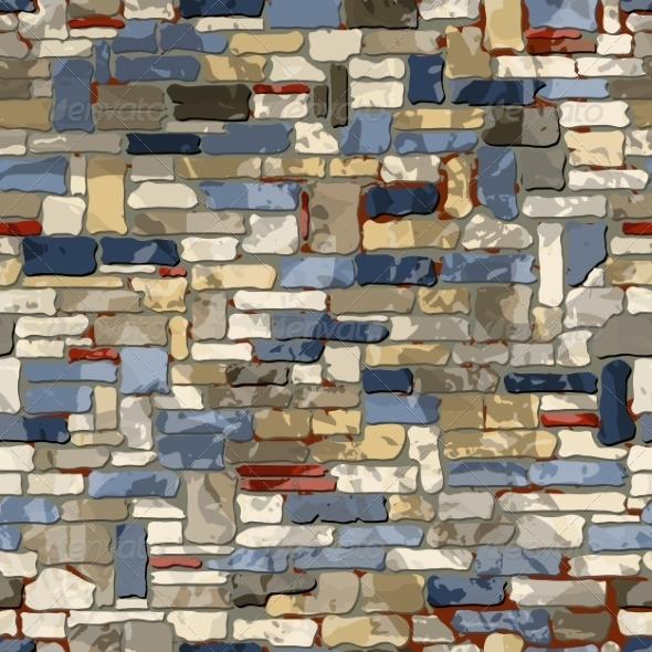 GraphicRiver Stone Seamless Pattern 7708663