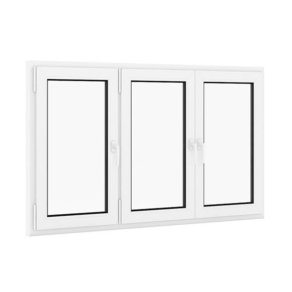 3DOcean Plastic Window 1970mm x 1120mm 7712207