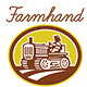 Farmhand Local Organic Producer Logo - GraphicRiver Item for Sale