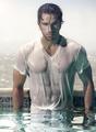 Man in pool - PhotoDune Item for Sale