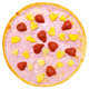 sweet yoghurt pizza - PhotoDune Item for Sale