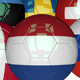 3D Soccer Ball - EU Flags Pack 3 - VideoHive Item for Sale