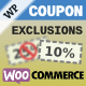 WooCommerce Coupon Exclusions - CodeCanyon Item for Sale