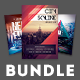City Party Flyer Bundle Vol.5 - GraphicRiver Item for Sale