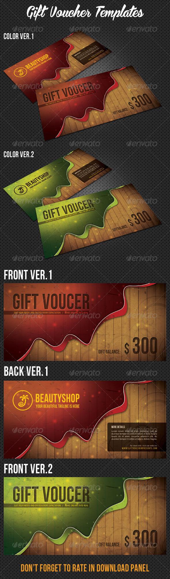 GraphicRiver Gift Voucher V04 7724023