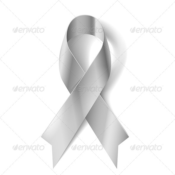 GraphicRiver Silver Ribbon 7724064