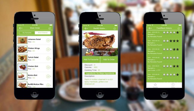 Restaurant Order Mobile App - Android & iOS by loadingworld | CodeCanyon
