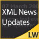 XML News Updates - ActiveDen Item for Sale