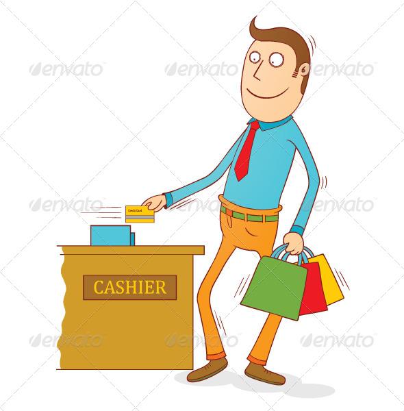 GraphicRiver Credit Card User 7725955