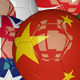 3D Soccer Ball - Azia Flags - VideoHive Item for Sale