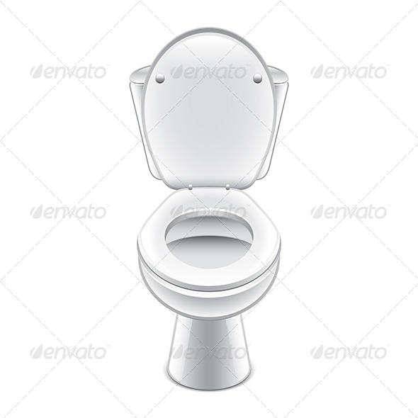 GraphicRiver Toilet Bowl 7733904