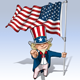 Uncle Sam - I Want You US Flag - GraphicRiver Item for Sale