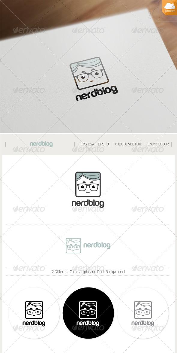 GraphicRiver NerdBlog 7738600