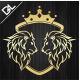 Twin Kings - GraphicRiver Item for Sale