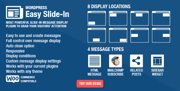 CodeCanyon Easy Slide-In for WordPress 7742759
