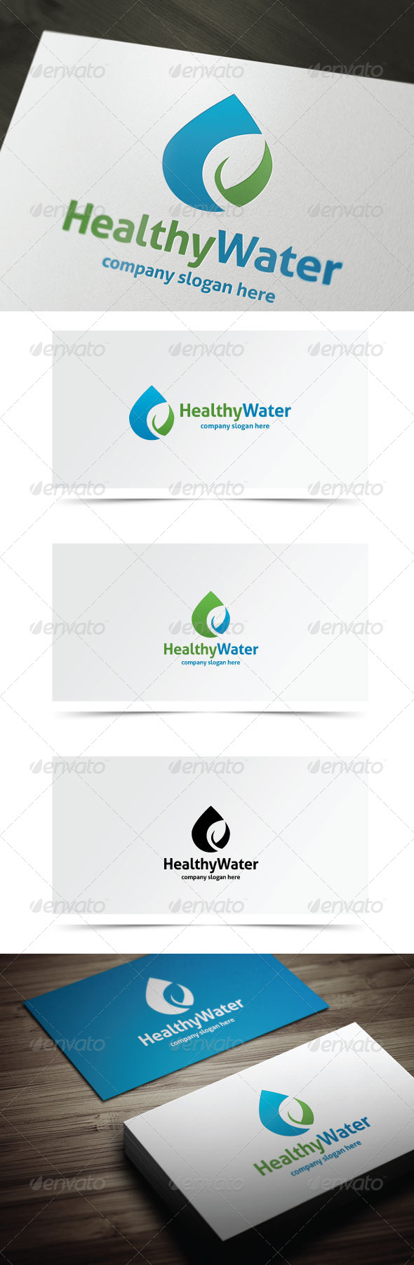 GraphicRiver Healthy Water 7743387