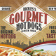Hotdog Shop Menu Flyer - GraphicRiver Item for Sale