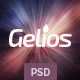 Gelios — PSD Template (Portfolio) Download