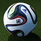 Adidas Brazuca Ball - 3DOcean Item for Sale