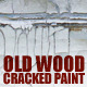 Old Wood Planks and Cracked Paint - GraphicRiver Item for Sale