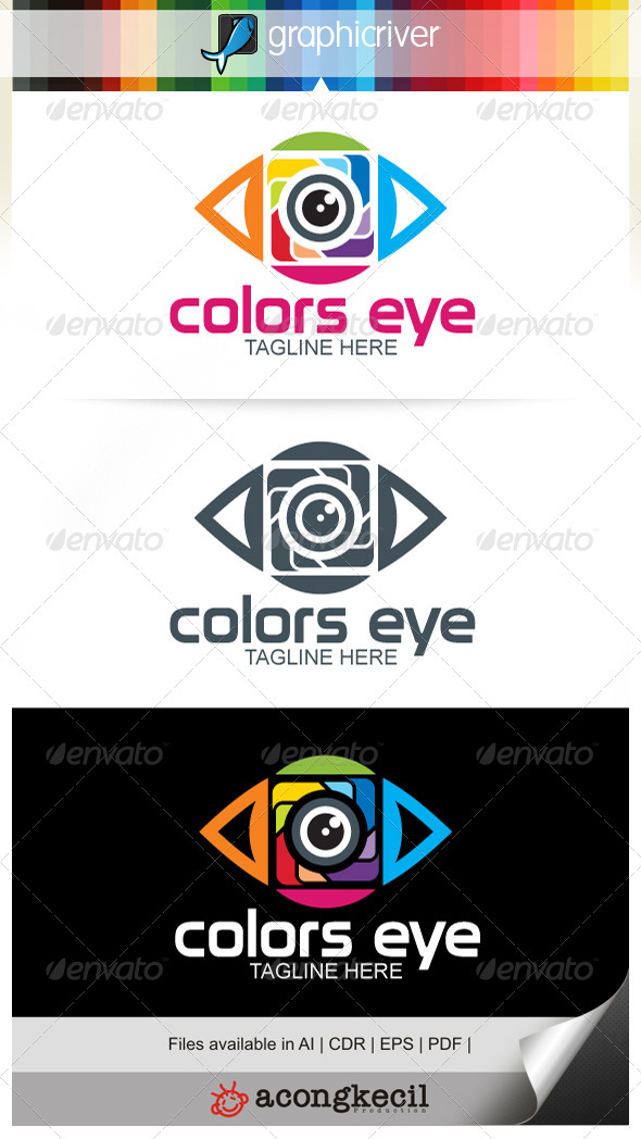 GraphicRiver Colors Eye V.1 7749021