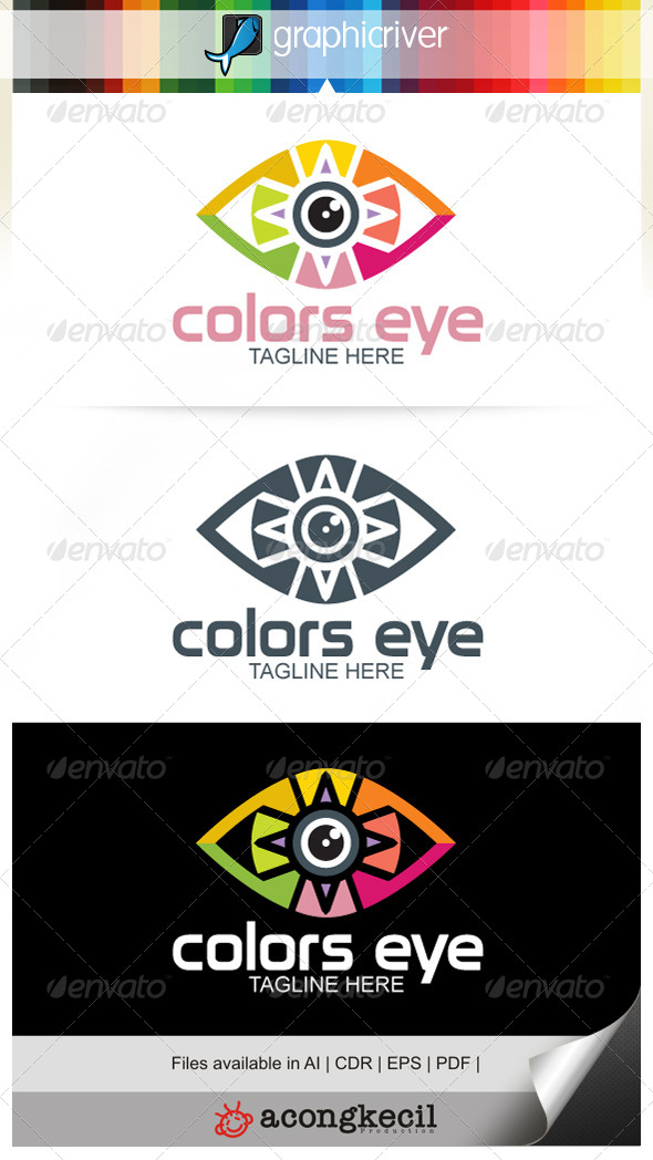 GraphicRiver Colors Eye V.2 7749024