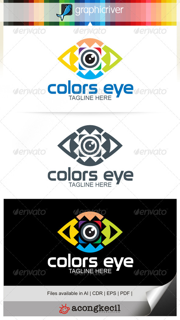 GraphicRiver Colors Eye V.3 7749030