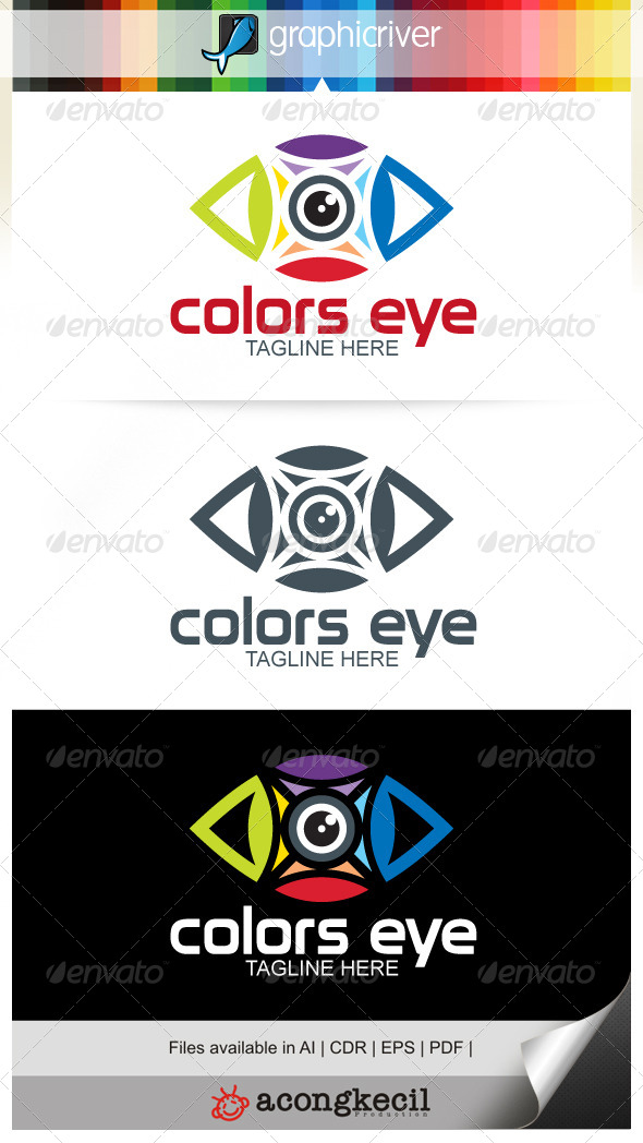 GraphicRiver Colors Eye V.4 7749035