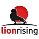 Lion Rising Logo - GraphicRiver Item for Sale
