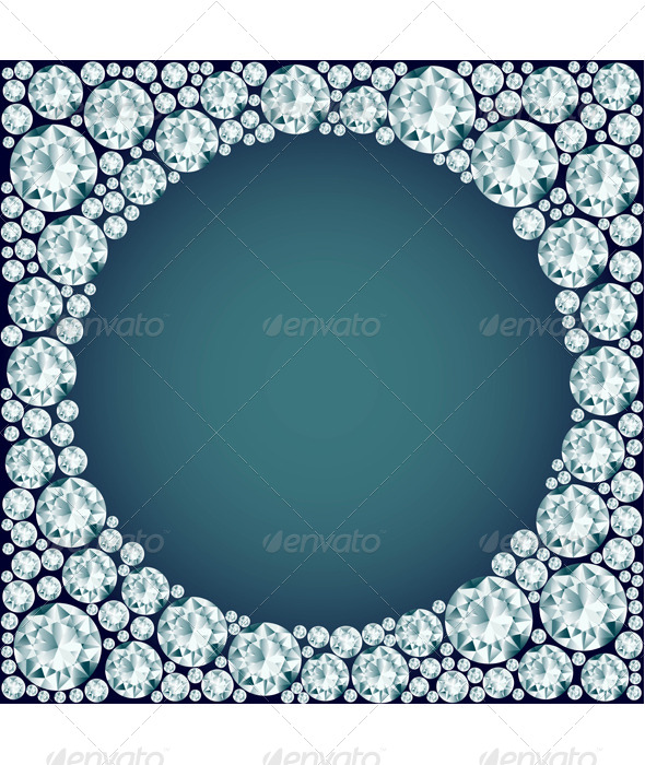 GraphicRiver Diamond Frame 7749914