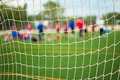 Soccer Net Selective Focus - PhotoDune Item for Sale