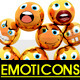 3D Emoticons - 3DOcean Item for Sale