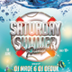 Saturday Summer Party - GraphicRiver Item for Sale