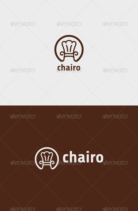 GraphicRiver Chairo Logo 7752063