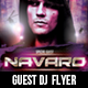 Special Guest DJ Flyer - GraphicRiver Item for Sale