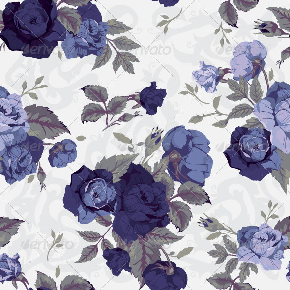 GraphicRiver Floral Pattern 7716813