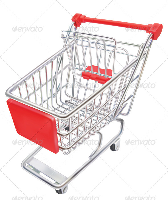 GraphicRiver Shopping Cart 7738056