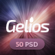 Gelios — PSD Template - ThemeForest Item for Sale