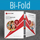 Multipurpose Bifold Brochure Template Vol-57 - GraphicRiver Item for Sale