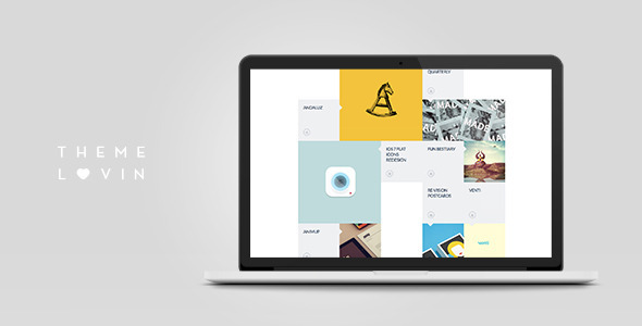 Grido: Responsive and Multipurpose Grid Portfolio